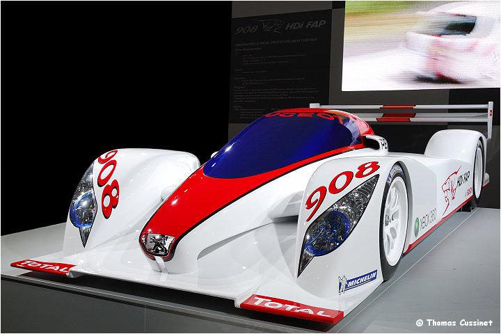 Thomas cussinet webphoto accueil salon de l 39 automobile for Salon de l auto de paris